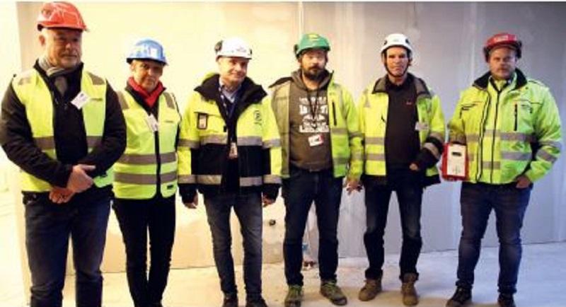 Brannspesialisten Norgem leverer brannvarslingsløsning til Betonmast Oslo
