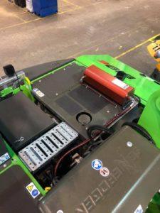 Automatisk brannslukkesystem fra Dafo